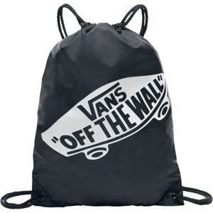 Vans Benched Bag Onyx Sportovní batoh cerná/bílá