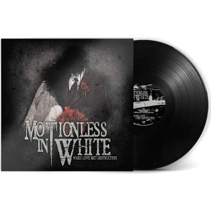 Motionless In White When love meets destruction EP standard
