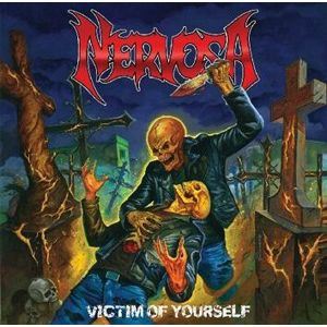 Nervosa Victim of yourself CD standard