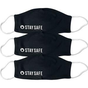 EMP Stay Safe - Bundle maska černá