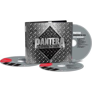 Pantera Reinventing the steel (20th Anniversary Edition) 3-CD standard