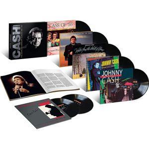 Johnny Cash Complete Mercury Albums 1986-1991 7-LP standard