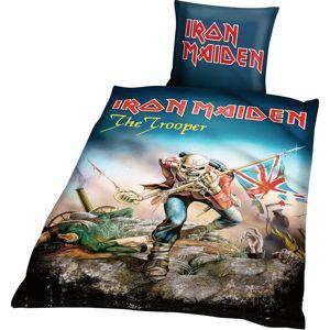 Iron Maiden The trooper Ložní prádlo vícebarevný