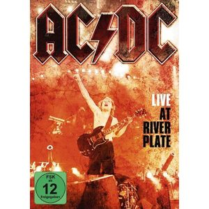 AC/DC Live at River Plate DVD standard