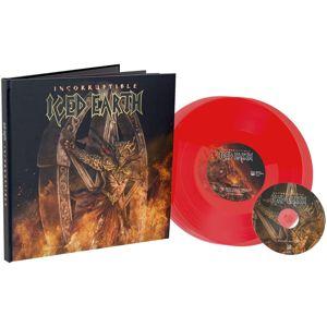 Iced Earth Incorruptible 2-10' & CD červená