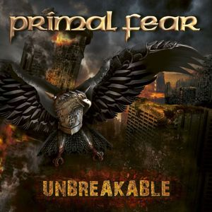 Primal Fear Unbreakable CD standard