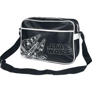 Star Wars Millennium Falcon Taška pres rameno vícebarevný