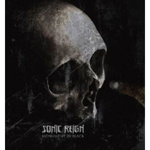 Sonic Reign Monument in black CD standard