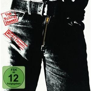 The Rolling Stones Sticky fingers 3-CD & DVD & 7 inch standard