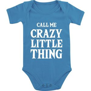 Crazy Little Thing body modrá