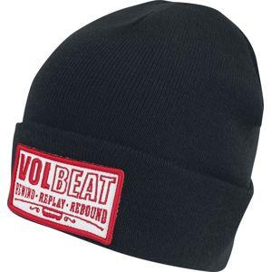 Volbeat Rewind, replay, rebound Beanie čepice černá