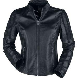 Gipsy GGTonya LELEV dívcí kožená bunda černá