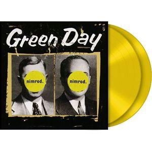 Green Day Nimrod (20th anniversary edition) 2-LP standard