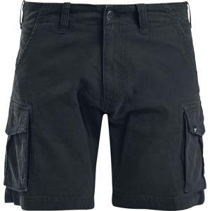 Reell Městské kapsáčové šortky ST Cargo kraťasy černá