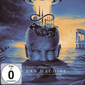 Devin Townsend Project Ocean machine - Live at the Ancient Roman Theatre Blu-Ray Disc standard