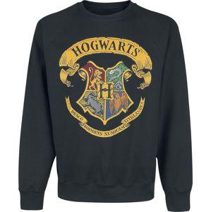 Harry Potter Hogwart's Crest Mikina černá