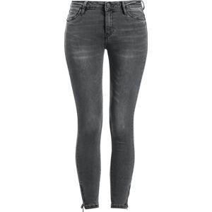 Noisy May Kimmy Dámské džíny šedá