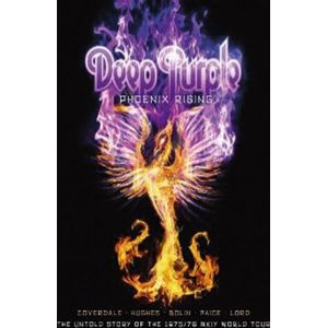 Deep Purple Phoenix rising Blu-Ray Disc standard