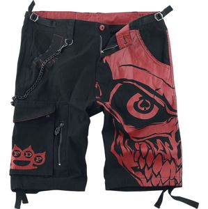 Five Finger Death Punch EMP Signature Collection Kraťasy černá