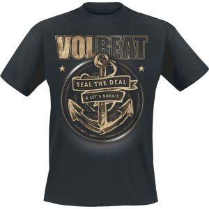 Volbeat Anchor tricko černá