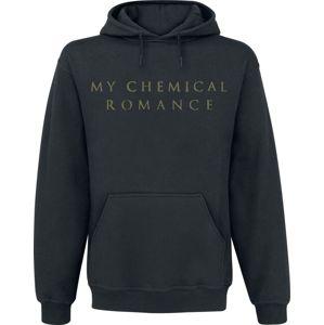 My Chemical Romance Military Ball mikina s kapucí černá