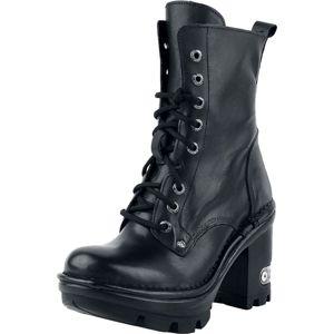 New Rock Neotyre Negro boty černá