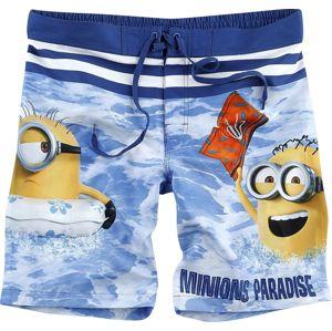 Minions Paradise pánské plavky vícebarevný
