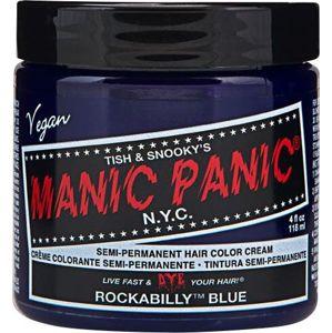 Manic Panic Rockabilly Blue - Classic barva na vlasy modrá