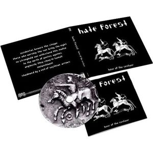 Hate Forest Hour of the centaur CD standard