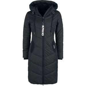 Khujo Aribay Dívcí kabát černá