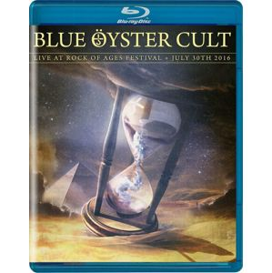 Blue Öyster Cult Live at Rock of Ages Festival 2016 Blu-Ray Disc standard