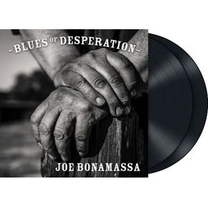 Joe Bonamassa Blues of desperation 2-LP standard