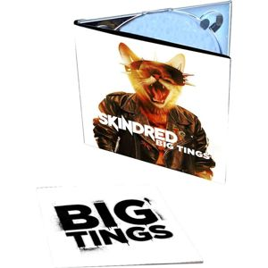 Skindred Big tings CD standard