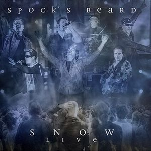 Spock's Beard Snow Live 2-CD & 2-DVD standard