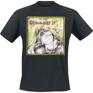 Dinosaur Jr. You're Living All Over Me tricko černá