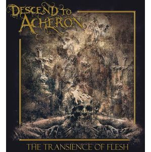 Descend To Acheron The transience of flesh EP-CD standard
