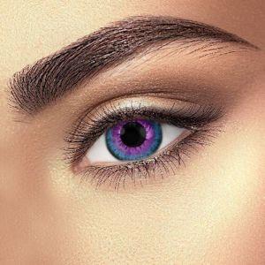 Wildcat Kontaktní čočky Galaxy Eye Kontaktní čočky vícebarevný