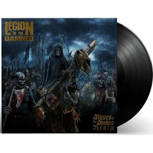 Legion Of The Damned Slaves of the shadow realm LP standard