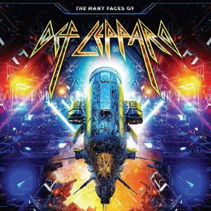 V.A. The Many Faces Of Def Leppard 3-CD standard