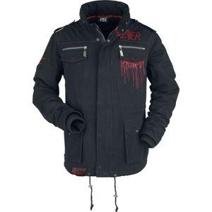 Slayer EMP Signature Collection bunda černá