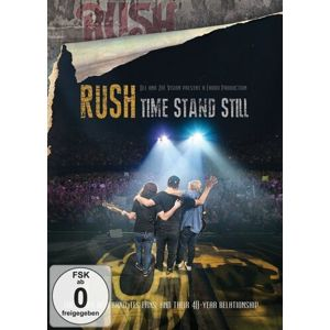 Rush Time stand still DVD standard