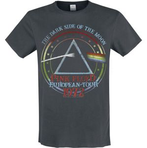 Pink Floyd Amplified Collection - 1972 Tour tricko charcoal