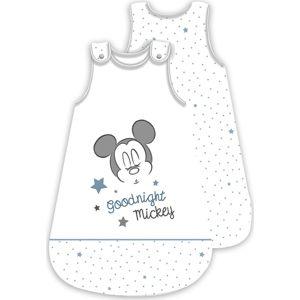 Mickey & Minnie Mouse Good Night Mickey Ložní prádlo bílá/svetle modrá