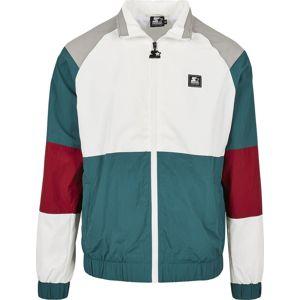 Starter Color Block Retro Jacket Tepláková bunda vícebarevný