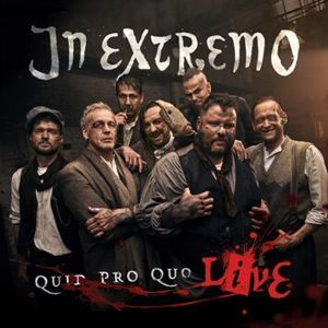 In Extremo Quid pro quo - Live CD standard