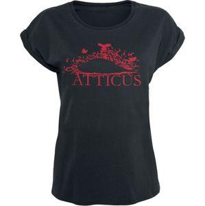 Atticus New Storm dívcí tricko černá