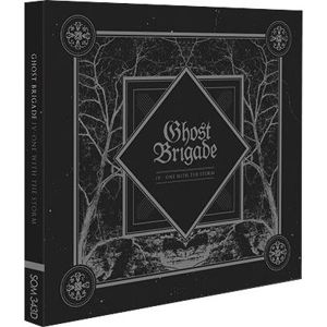 Ghost Brigade IV - One with the storm CD standard