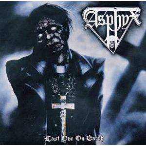 Asphyx Last one on earth CD standard