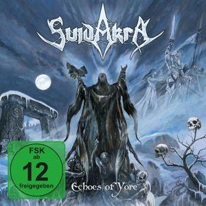 Suidakra Echoes of yore CD & DVD standard