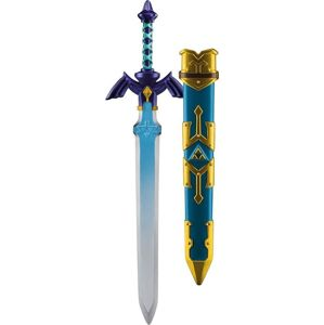 The Legend Of Zelda Link's Mastersword dekorativní zbran standard